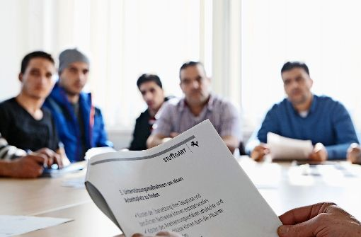 Stadt will Flüchtlinge schneller in Arbeit vermitteln