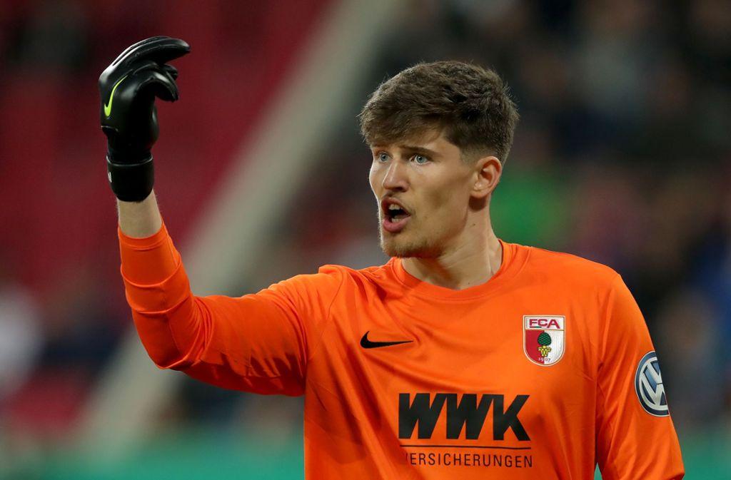 Gregor Kobel könnte schon bald die VfB-Abwehr dirigieren. Der Schweizer soll für eine Saison ausgeliehen werden. Foto: Getty Images