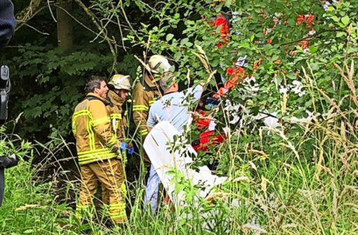 29-jähriger Pilot lebensgefährlich verletzt