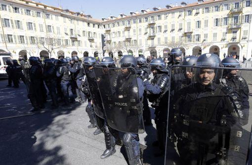 Polizisten-Suizide alarmieren Frankreichs Innenministerium