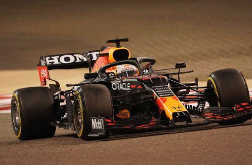 Verstappen ganz vorne – Schumacher und Vettel schwach