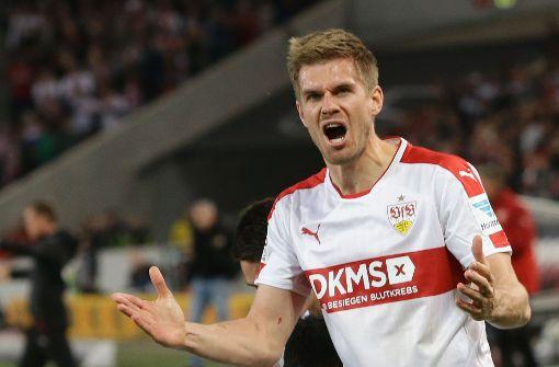 """Simon Terodde: """"Es reicht"""" mit Liga 2!"""