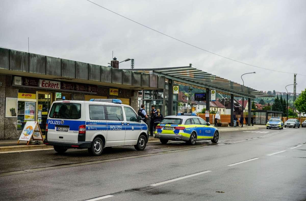 Ein 23-Jähriger wurde in Ebersbach mit einem Messer verletzt. Foto: SDMG/Kohls