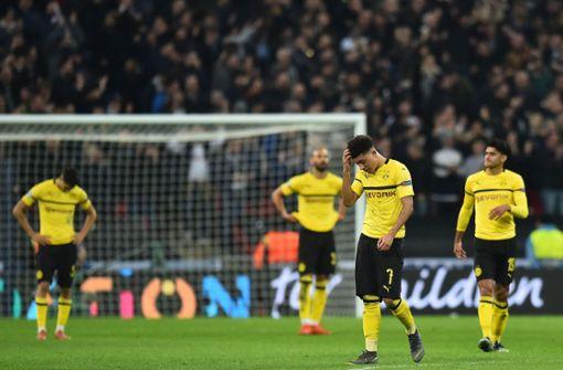 Borussia Dortmund vor Achtelfinal-K.o.