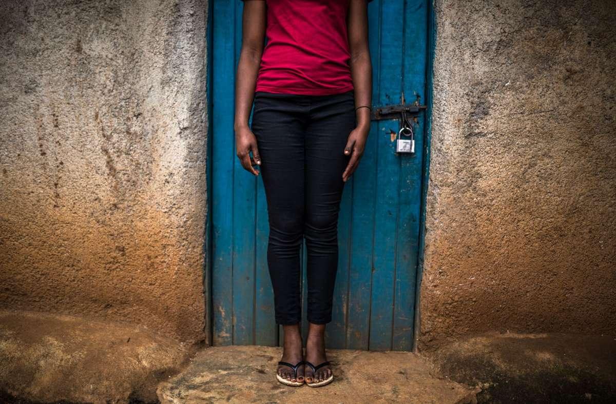 70 Millionen Mädchen sind bis 2030 von Genitalverstümmelung bedroht. Foto: Brian Otieno/Deutsche Stiftung Weltbevölkerung/obs