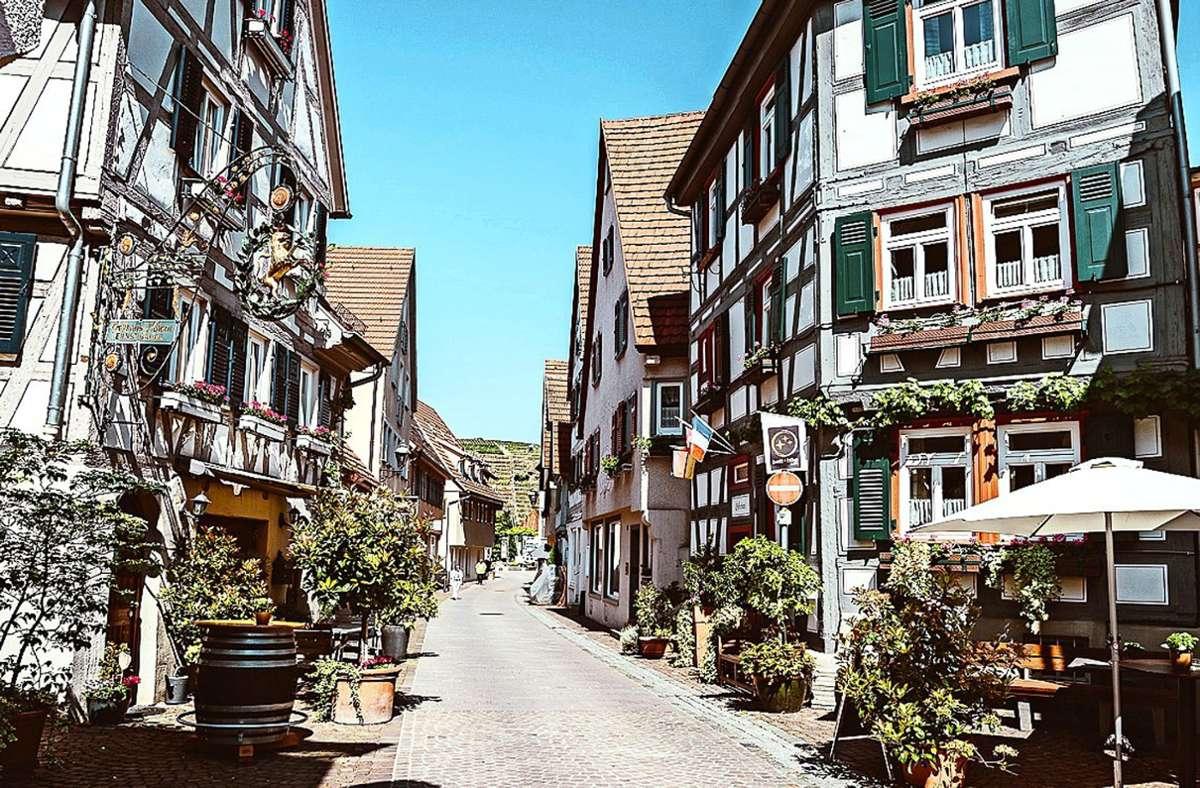 Die Altstadt von Besigheim soll auf Lauschtouren erlebt werden können. Foto: Stuttgart-Tourist.de