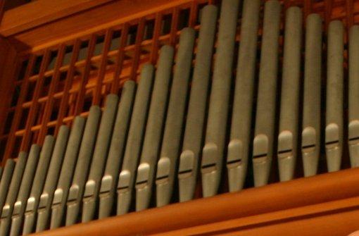 Die Orgel in der Martinskirche ist in die Jahre gekommen. Foto: Archiv Kai Müller