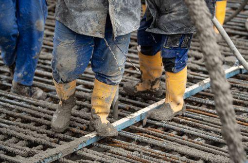 Illegale Bauarbeiter – Razzia mit fast 2000 Polizisten