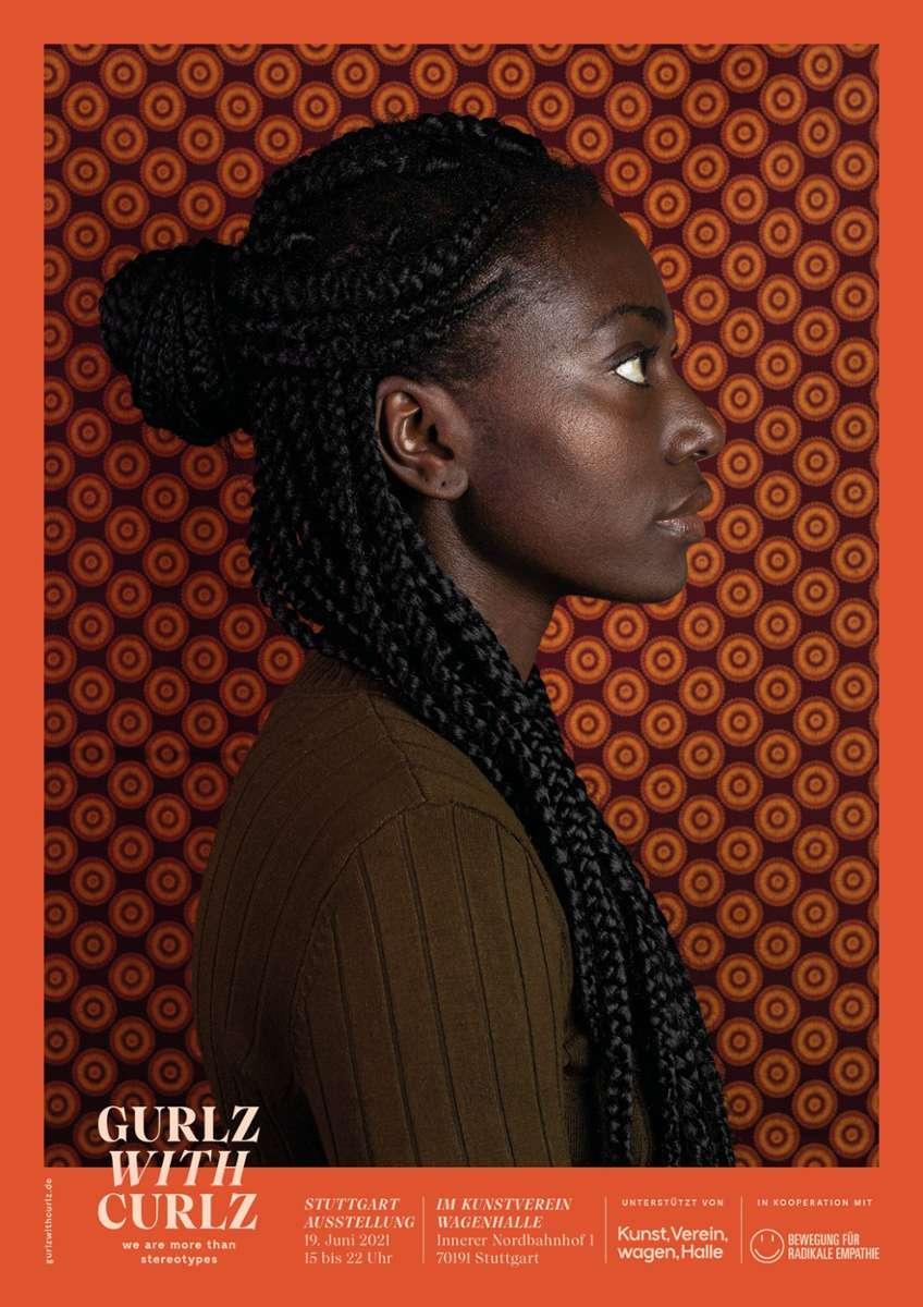 Im Rahmen der Ausstellung ist eine Special Edition des Magazins erhältlich, das die Porträts von Stuttgarterinnen versammelt. Foto: Gurlz with Curlz