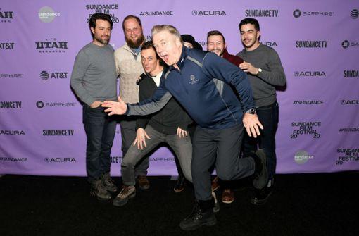 Stars zeigen sich entspannt beim Sundance Festival
