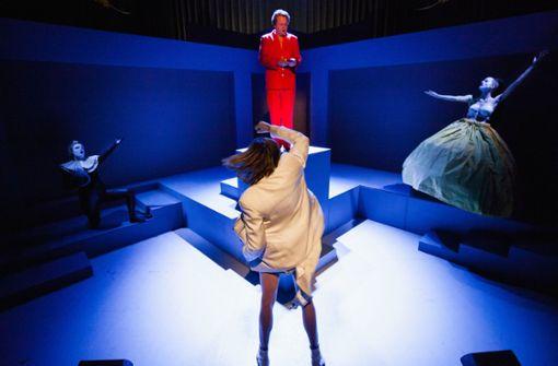 Die Kanzlerin ist Bühnenstoff in den Niederlanden