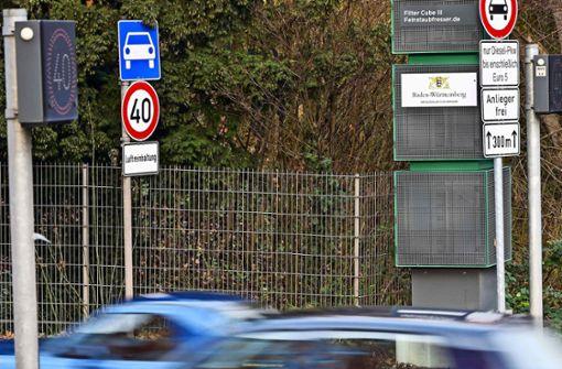 Land muss erweitertes Fahrverbot in Stuttgart vorbereiten