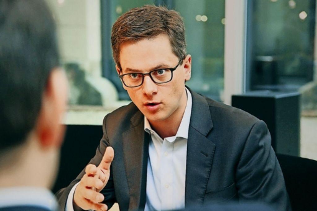 Carsten Linnemann (CDU) fordert, dass sich die große Koalition künftig weniger mit den Lieblingsprojekten der Sozialdemokraten beschäftigt. Foto: Linnemann