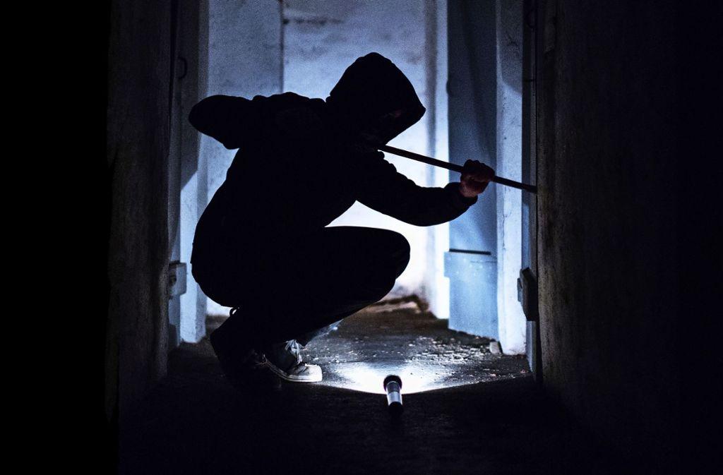 Meistens stemmen Einbrecher Türen oder Fenster auf. Foto: dpa