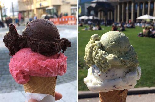 Die coolsten Eisdielen der Stadt