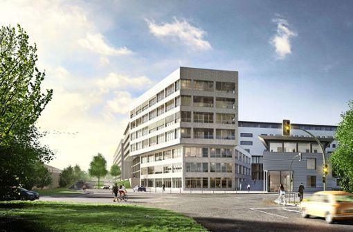 Der SDK-Campus wird erweitert