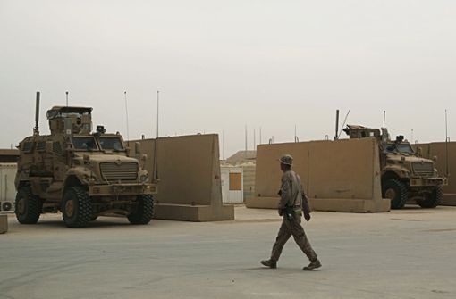 Kriegsangst in Nahost