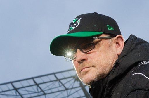 VfB als Vorbild: 96-Trainer Schaaf hofft auf Wende