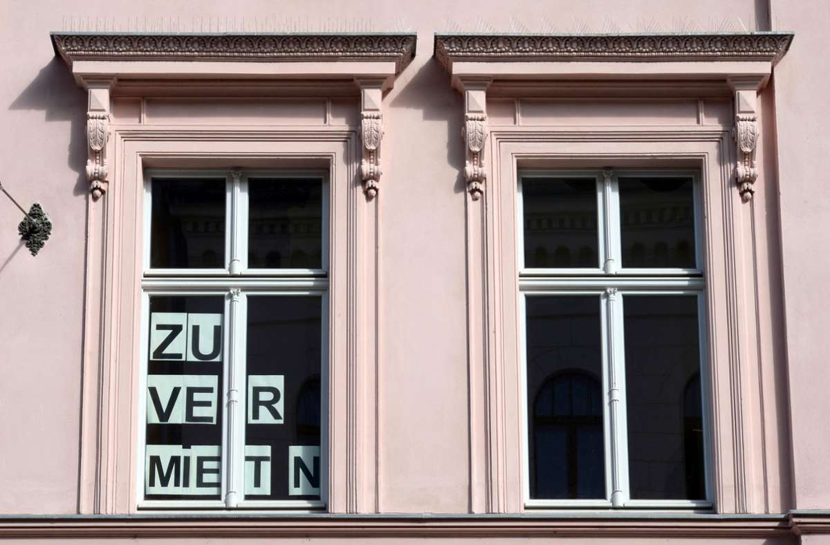 Seit Anfang Juni gilt die neue Mietpreisbremse. Foto: picture alliance / dpa/Ralf Hirschberger