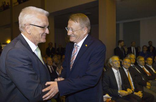 Wolfgang Drexler bleibt der Kommunalpolitik erhalten
