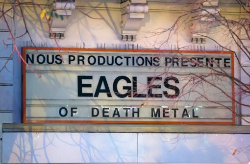 Spielen die Eagles of Death Metal am Montag in Paris?