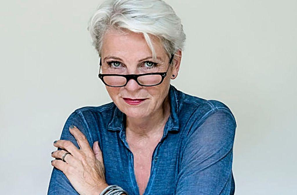 Am 12. und 13. September steht die ehemalige Ladies Night-Gastgeberin Gerburg Jahnke auf der Bühne im Theaterhaus Stuttgart. Foto: Harald Hoffmann
