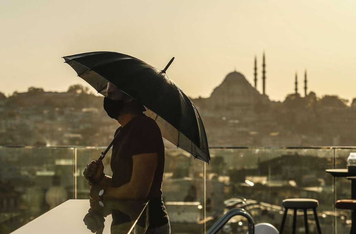 Die Türkei gilt ab dem 9. November wieder als Risikogebiet. Foto: dpa/Emrah Gurel