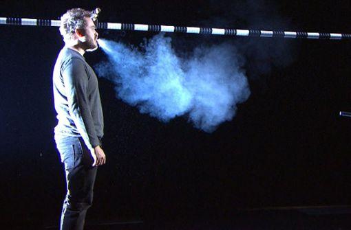 Forscher wollen Coronaviren in der Luft mit Strahlung bekämpfen