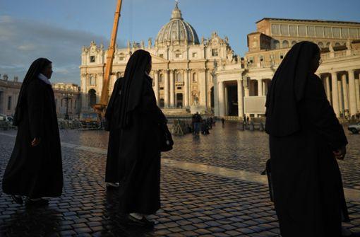 Nonnen unterschlagen halbe Million Dollar zum Zocken in Las Vegas