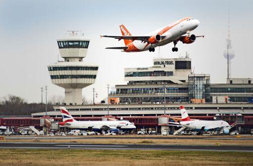 Fliegender Wechsel: von TXL zu BER