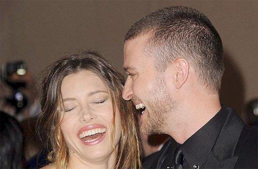 Jessica Biel bringt Sohn Silas Randall zur Welt