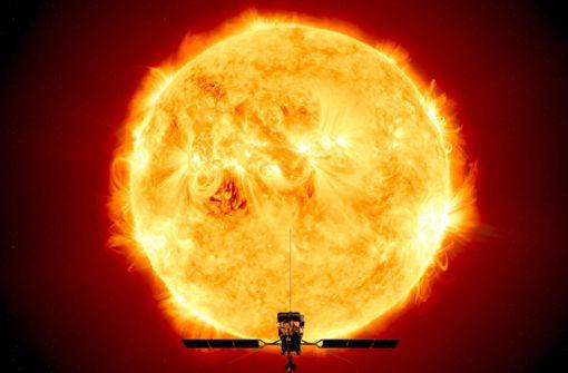 Wir werden die Sonne ganz neu sehen