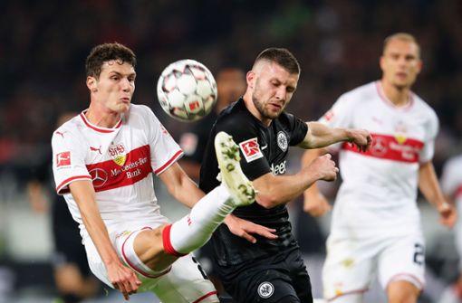 Die große Zerreißprobe für die VfB-Dreierkette