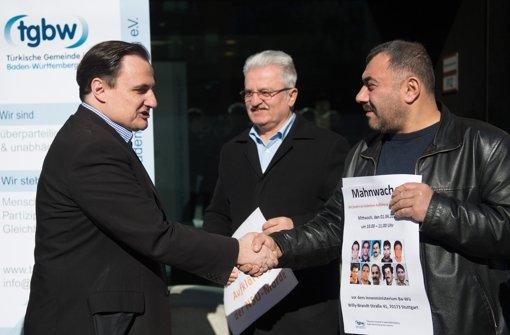 Ministerium spricht mit Türkischer Gemeinde