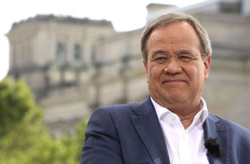 Plagiatssucher sieht Armin Laschet nach Prüfung entlastet