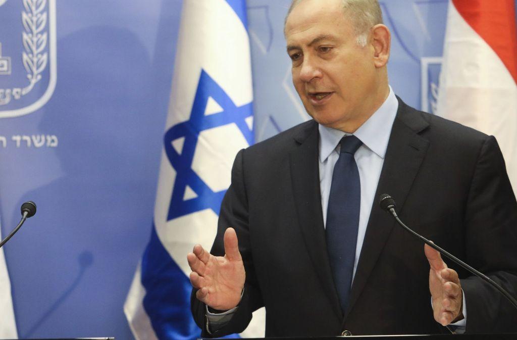 Netanjahu hatte bereits in den vergangenen Tagen unter der Hand signalisiert, dass er mit dem Treffen nicht einverstanden ist. Foto: dpa/Archivbild