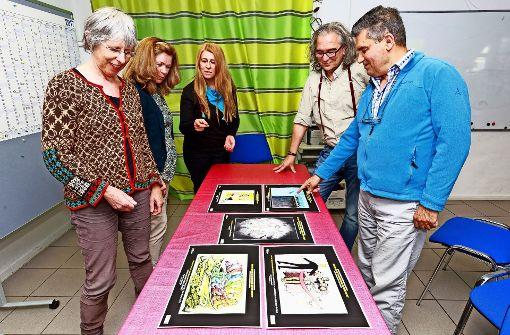 Städtische Galerie zeigt internationale Karikaturen