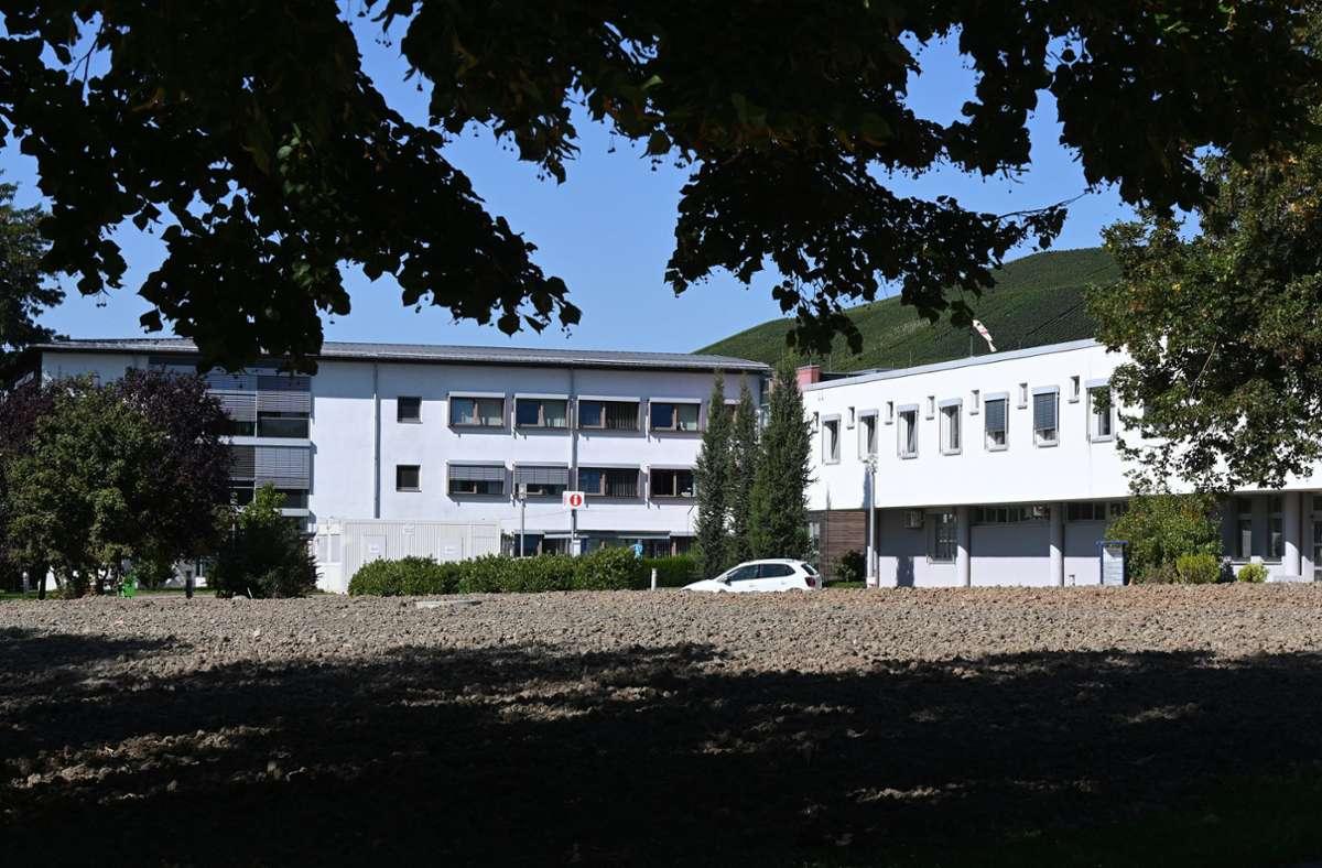 Gefangene sind aus der Psychiatrie in Weinsberg ausgebrochen. Foto: dpa/Bernd Weißbrod