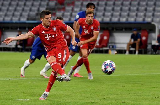 Ist Robert Lewandowski besser als Lionel Messi?