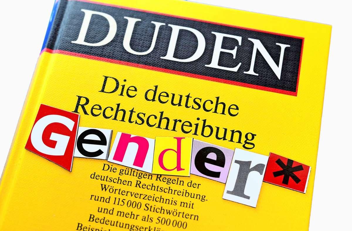 Gendern entspricht nicht der gängigen Orthographie, aber ist es deshalb in Schulen verboten? Foto: picture alliance //Bildagentur-online/Ohde