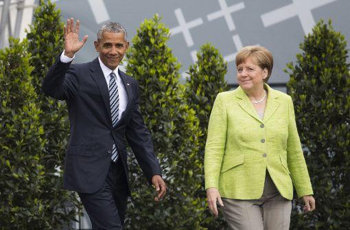 Obama ruft zu Einsatz gegen Fremdenhass auf