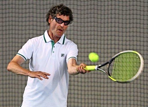 Beckers Daviscup-Kumpel ist   dabei