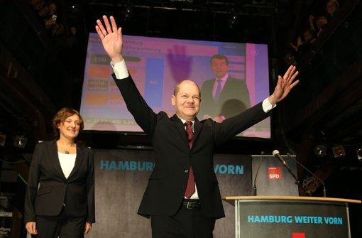 Klarer Gewinn für Scholz, FDP bleibt im Parlament