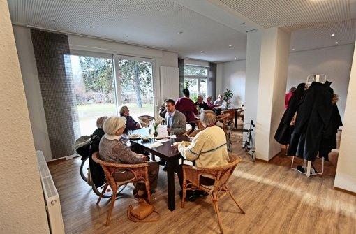 180 Quadratmeter für Projektarbeit in Eglosheim
