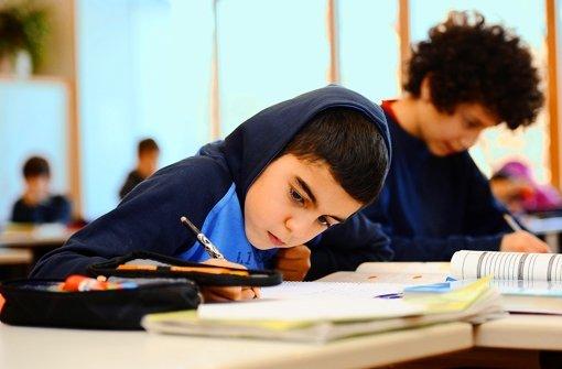 Realschüler lernen nicht nur theoriebetont, sondern auch ganz handlungsorientiert. Foto: dpa