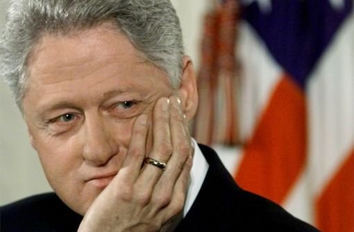 Bill Clinton - Sonntagskind wird 65
