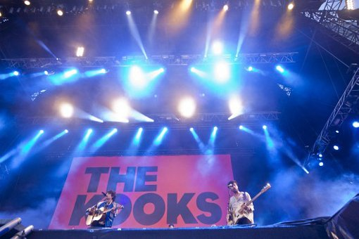 Southside: The Kooks scharen Fans um sich