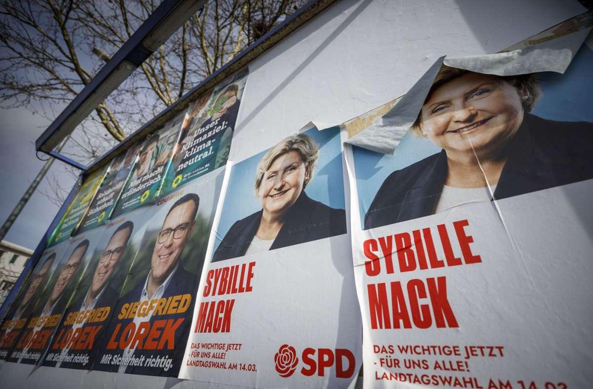 Nicht alle Kandidaten aus dem Wahlkreis Waiblingen wollen an der VHS-Veranstaltung teilnehmen. Foto: Gottfried Stoppel