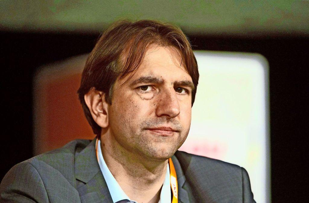 Andreas  Jung will  vor allem die Pendler entlasten. Foto: dpa