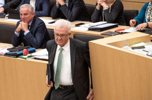 Strobl legt Ärgerliste der CDU vor